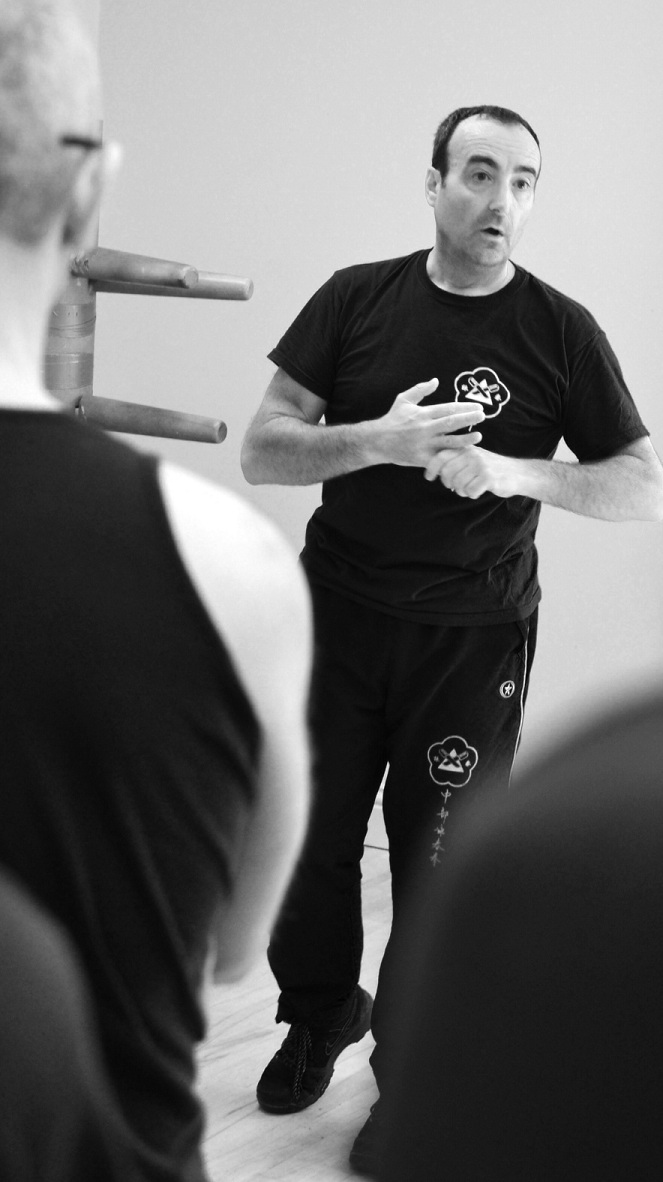 Sifu Teaching