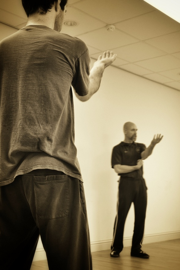 Sifu-w teaching
